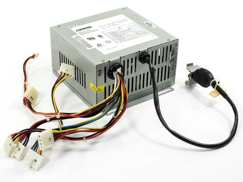 Compaq 242908-001 200 Watt AT Power Supply Deskpro 2000 HP 210PP Cable Switch