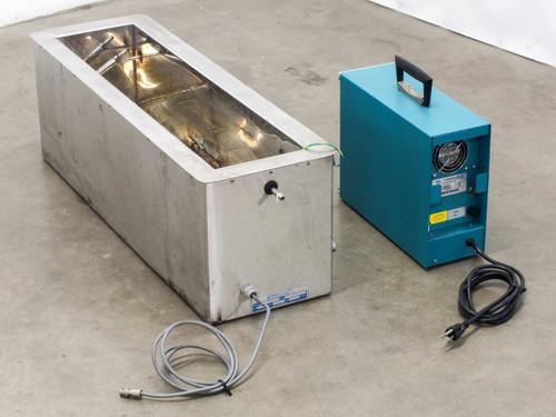 Crest Ultrasonics 4G-250-3 Ultrasonic Generator w/ 20L 5.2Gal Tank 4NT-730-3-ST