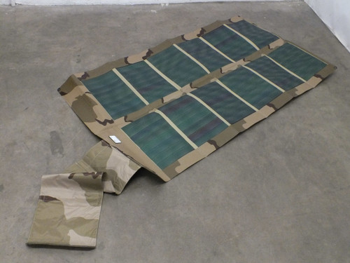Global Solar 22042A 42 Watt 12V Foldable CIGS Military Grade Panel w/ETFE Desert Camo