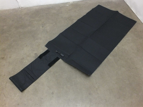 Global Solar 42W Foldable 12V CIGS Military Solar Panel w/ETFE - Black