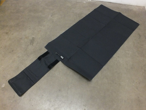 Global Solar 42W Powerflex 24V Foldable CIGS Solar Panel w/ETFE - Black