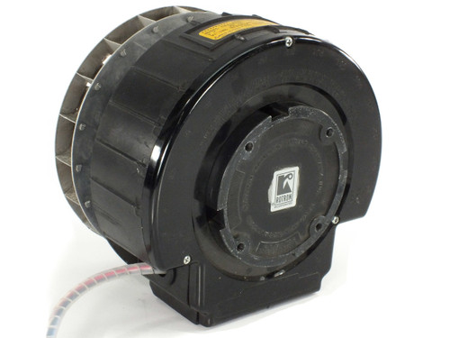 EG&G Rotron 027556 Centrimax 208/230V 1.3A 3-Phase Centrifugal Blower CX33A33C