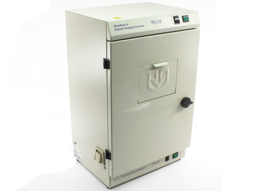 UVP 97-0108-01 MultiDoc-It Digital Imaging System w/ M-20 Transilluminator 115V - As Is