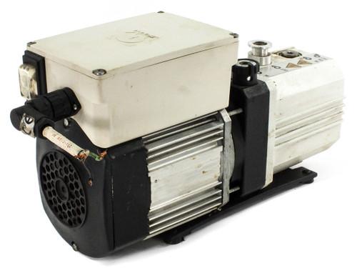 Oerlikon Leybold 140001 Trivac D 2, 5 E Dual Stage Rotary Vane Vacuum Pump KF-16