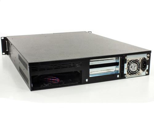 "KRI 2U 19"" Rackmount Server Chassis / Computer Case 21.75"" Deep with 300W PSU"