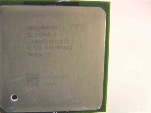 Intel Celeron D Processor 2GHz/533/256/1.3V Socket 478 (SL7Q9)