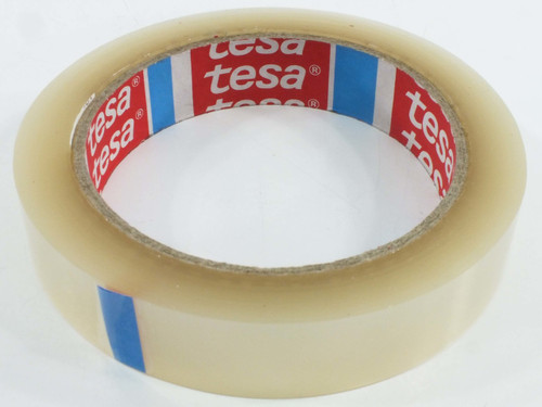 "Tesa 4129 PET Solar Panel Tape 0.75"" Wide x 216' Polyester Film Acrylic Adhesive"