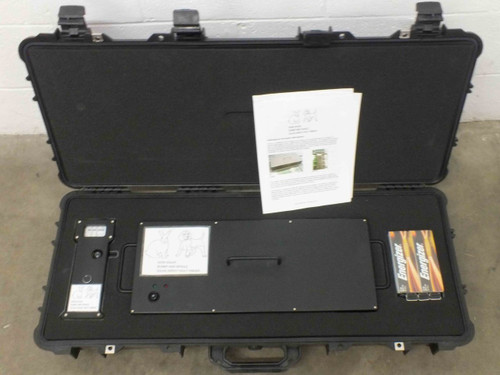 Dow Bunny and Beagle Powershingle Solar Array Fault Finder w Pelican 1700 Case