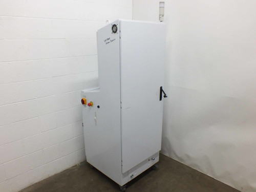 Custom Hi-Pot Control Cabinet #2