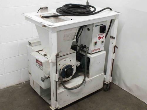 "Conair Martin LP-330 Plastic Granulator Shredder 480VAC 1/4"" Screen 3x5 Blade"