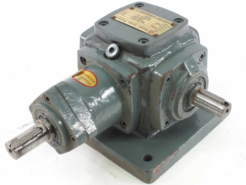 "Shanghai Gearing 1:1 Ratio Indexing Drive 0.75"" Honest Series 14-1:1-1-R-0-V5"