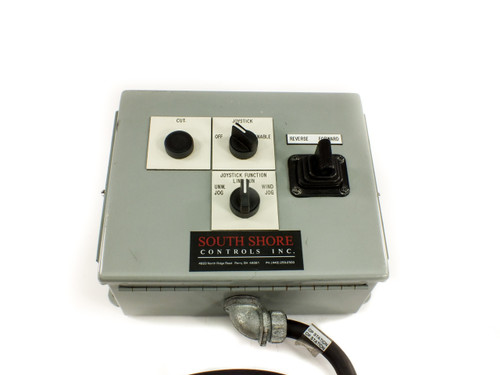 South Shores Controls Electrical Enclosure Control Box with Power Cable