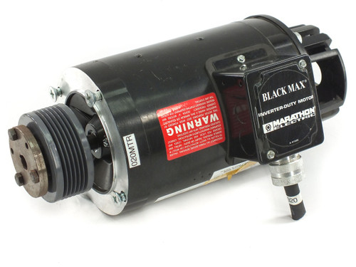 Marathon BLACK MAX Inverter Duty Motor 1/2HP 230/460 FVM 56H17T5301BP