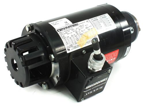 Marathon BLACK MAX Inverter Duty Motor 1/2HP 230/460 FVM 56H17T5301BP