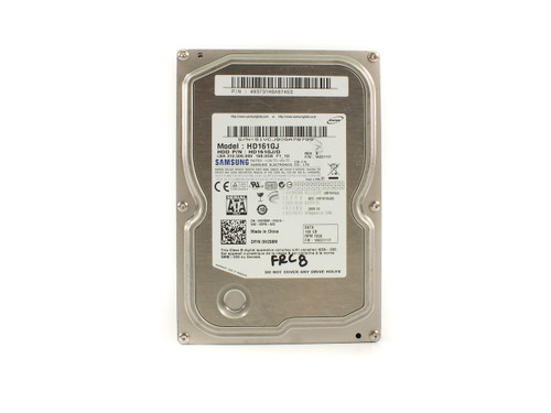 Samsung HD161GJ 160 GB SATA2 7200rpm 8 MB Hard Drive