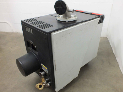 Leybold DryVac 100B Dry Vacuum Pump 208~230/460 Volt AC 17 Amp Water Cooled