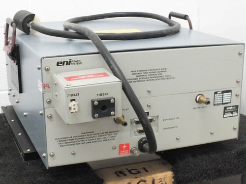 ENI Power Systems LPG-12AL Solid State Low Frequency RF Power Generator