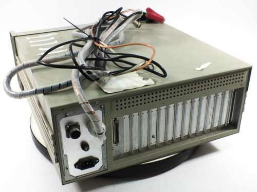 Adlink HS-EL01 Electronic Load with 4NIC-X282 Linear Power Supply - AS IS