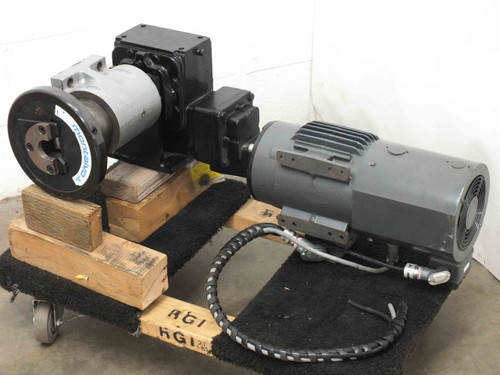 Winsmith MDSX E30 Indexing Drive with Baldor ZDM3581T 143TC Motor