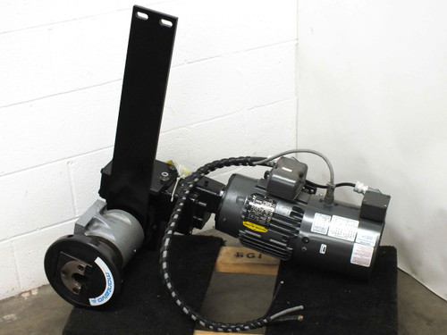 Winsmith MDSX E30 Indexing Drive Helical/Worm Reducer with Baldor 143TC 1HP Motor