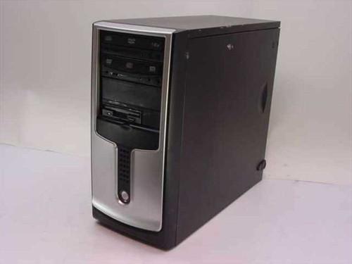 Babts/Generic 3064Z Custom Black Computer Tower, 120GB, DVDRW