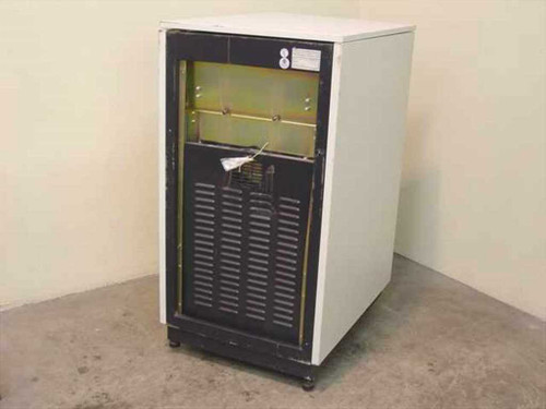 Decision Data 240 Volt UPS Battery Cabinet - Batteries Removed - AS IS