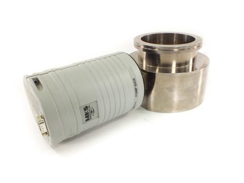 "MKS Instruments 653B - 13064 Type 653 Vacuum Throttle Control Valve DN100 4"""