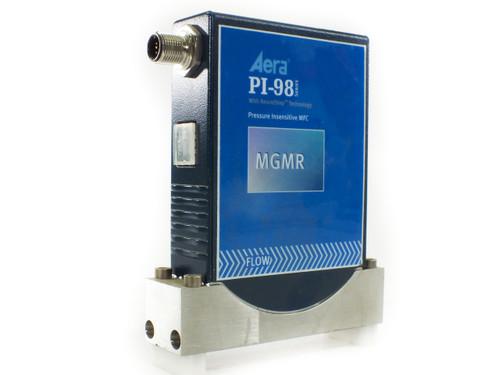 Hitachi PI-98 Pressure Insensitive Aera MFC Mass Flow Controller - PI-980 Series