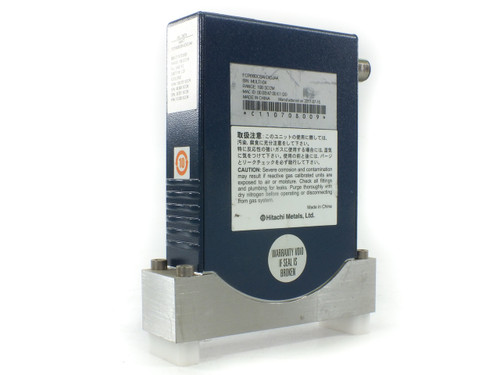 Hitachi PI-98 Pressure Insensitive Aera MFC Mass Flow Controller - PI-980 Series