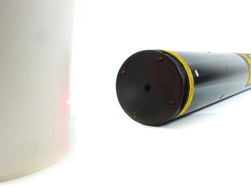 Melles Griot 25-LGP-991-249 Red Helium Neon Laser 663nm 10mW