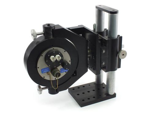 Newport 760 Laser Diode Stand w/ Photometrics CH220 - Qty 5 Starrett Micrometers