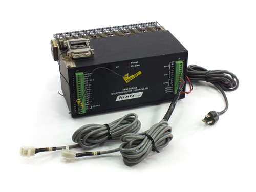 Velmex NF90-2 Programmable 3-Unit Stepping Motor Controller - 120 Volt AC