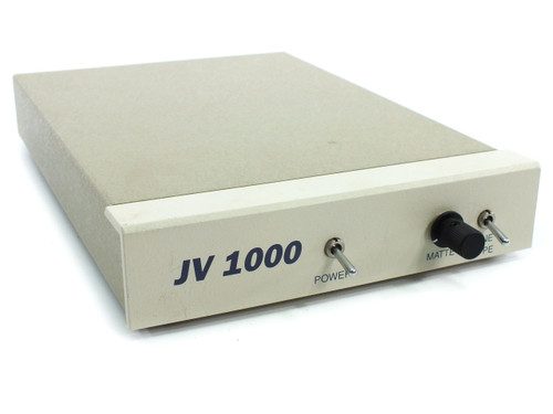 Boeckeler JV1000B Video Generator - Solid/Dashed Line - Tested Working - No PSU