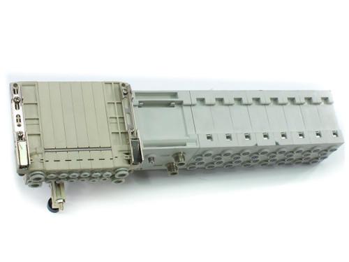 SMC EX250-SDN1 Serial Interface Unit, 8 EX250-IE3 Input Units, SS5V1 MANIFOLD