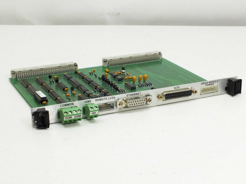 Brooks Automation BRD-T5-Sloto-A VME Interface Connection Board