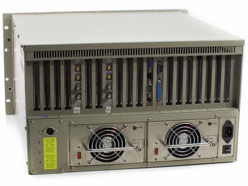 GaGe MF-2020A Instrument Mainframe, 1 ISA, 6 PCI Slots, with Compuscope 8500