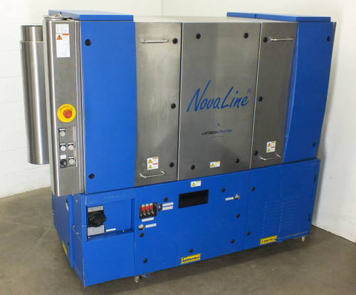 Lambda Physik Novaline K2020B 80W 248nm Excimer Laser Semiconductor NovaTube