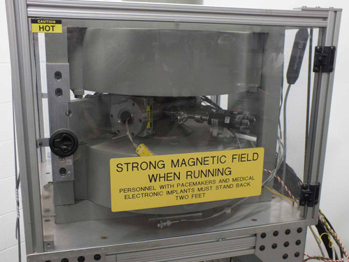 LDJ Electronics 6007 Electromagnet Magnetometer with CF Conflat Vacuum Assembly