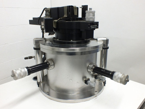 Flexion MP3-3 Cryotest Station Chamber- Leybold Hereaus 150CSV Turbo Vacuum Pump