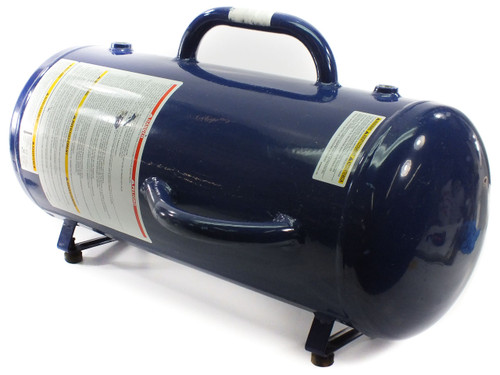 Campbell Hausfeld ET2000 2-in-1 8-Gallon Compressed Air Takeaway Storage Tank