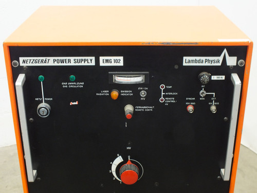 Lambda Physik EMG 102 Laser Power Supply - 208 Volt AC | 3 kVA