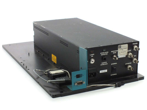 Spectra-Physics VSL-337ND-S2-71 Pulsed UV Air-Cooled Nitrogen Class IIIb Laser