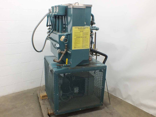 Baron-Blakeslee MRR-10 Recycling Still for Vapor Degreaser