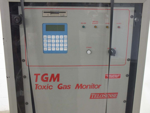 Telosense TGM Multi Point Toxic Hydrides and Semiconductor Gas Monitor Untested