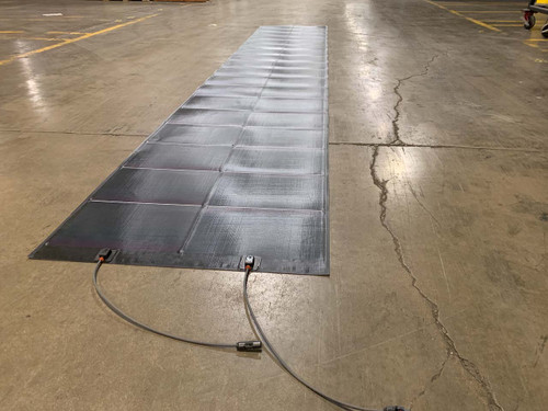 Xunlight XRD36-300 300 WATT Flexible Amorphous Solar Panel for Battery Charging