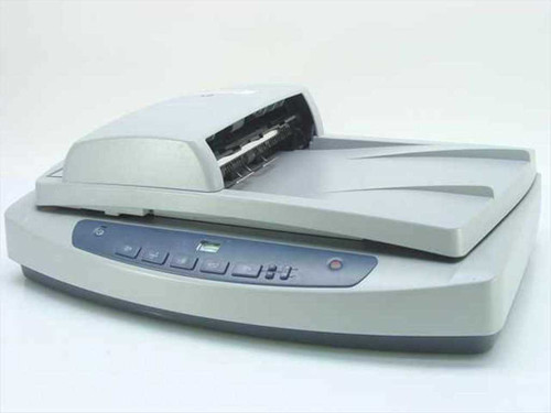 HP C9910A USB Scanjet 4500C Base Scanner with 5550C Upper C9915 ADF Attachment