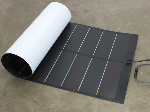 Xunlight XSD38-123 123 WATT Flexible Solar Panel Battery Charging RV Camping