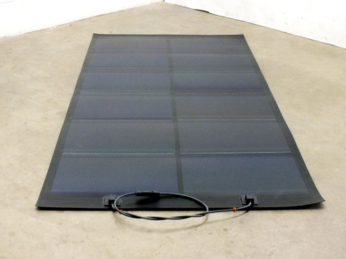 Xunlight XRD12-100 100 WATT Flexible Amorphous Solar Panel for Battery Charging