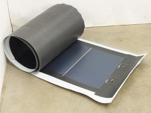 Xunlight XLS12-78 78W 19V Flexible Solar Panel for Battery Charging - Metal Tabs