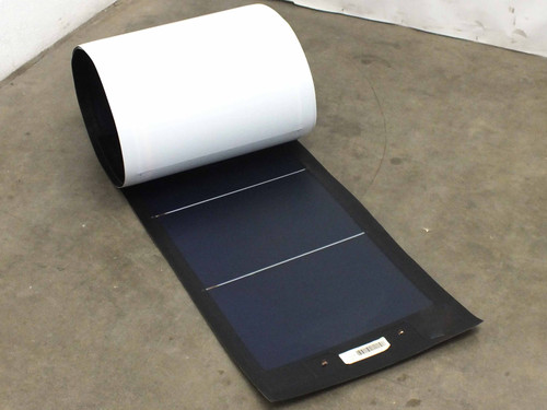 Xunlight XLS11-72 72W 17.6V Flexible Solar Panel Battery Charging - Metal Tabs